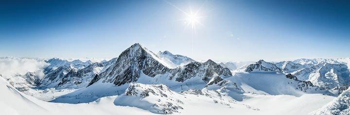Stubaier Gletscher cover