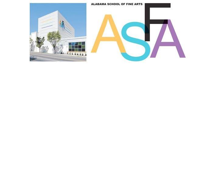 Alabama School of Fine Arts cover