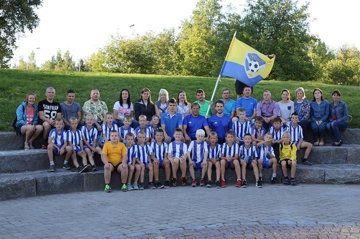 "Futbola klubs ""Iecava"" cover"