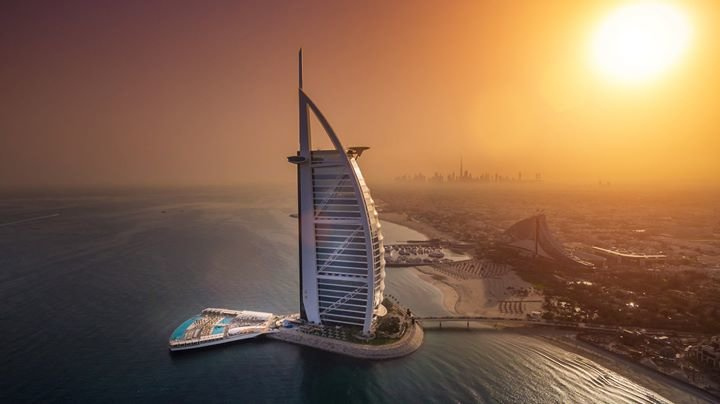 Burj Al Arab cover