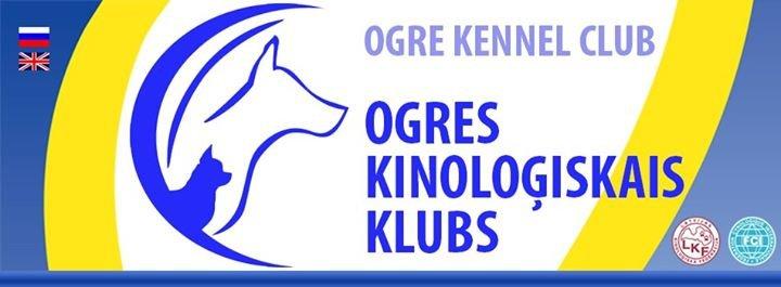Ogres Kinoloģiskais Klubs/ Ogre's Kennel Club cover