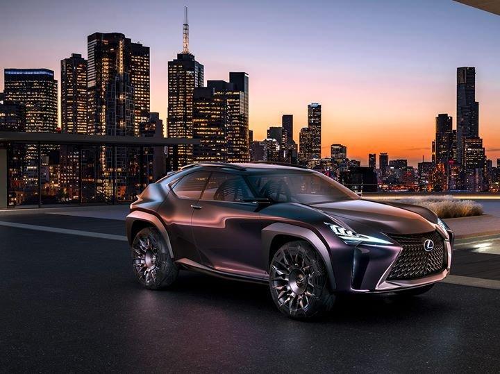 Lexus Berlin cover