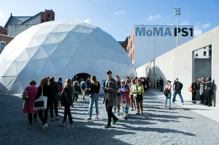 MoMA PS1 cover