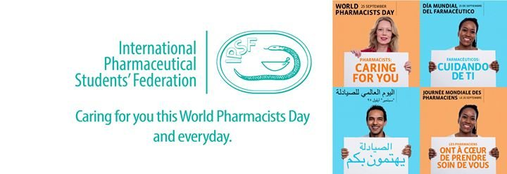International Pharmaceutical Students' Federation (IPSF) cover