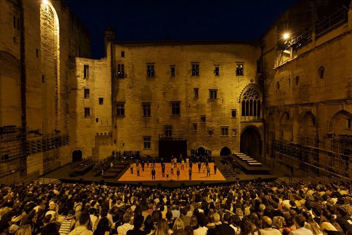 Festival d'Avignon cover