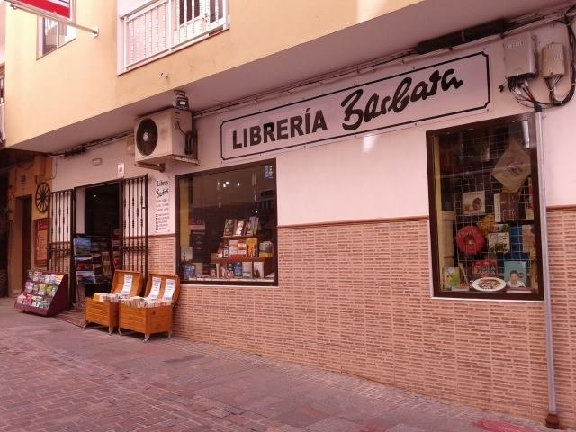 Librería Barbara cover
