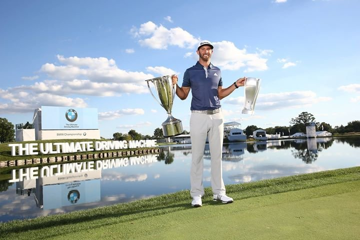 BMW Championship cover