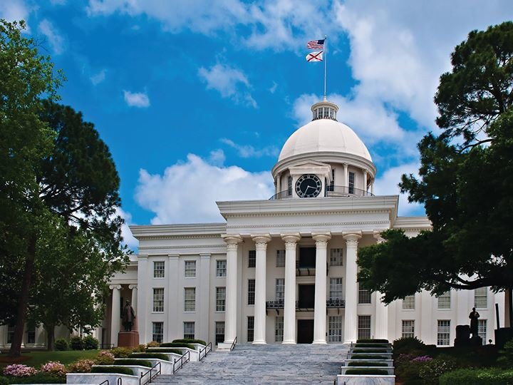 Alabama State Capitol Tours cover