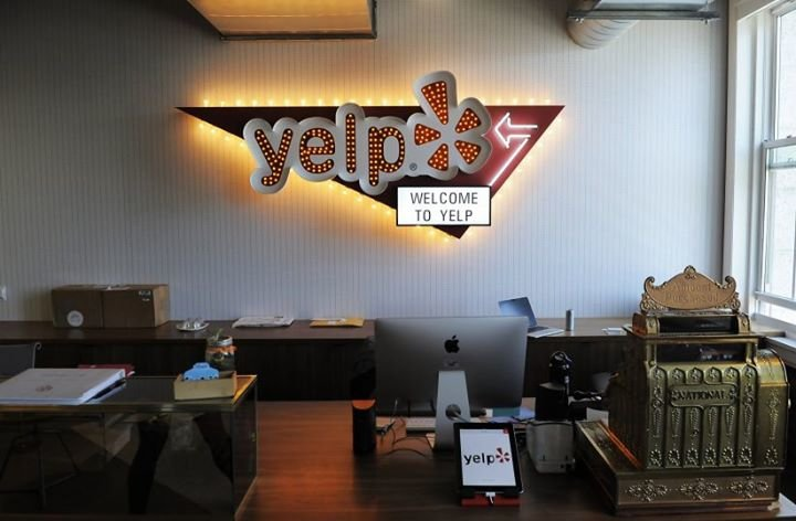 Yelp Inc cover