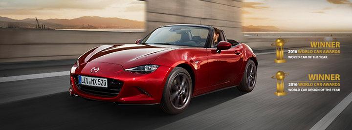 Mazda Latvia cover