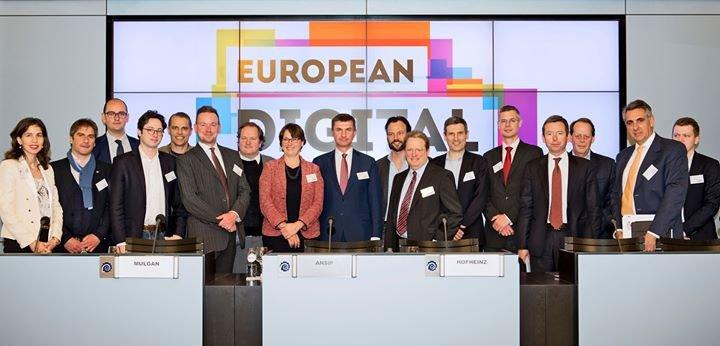 European Digital Forum cover