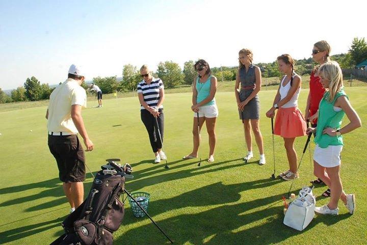 Budapest Highland Golf Club & Academy cover