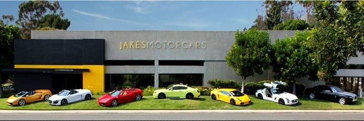 Jake's Motorcars cover