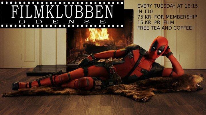 Filmklubben Odense cover