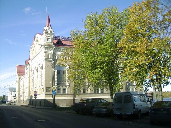 Рыбинский музей-заповедник cover