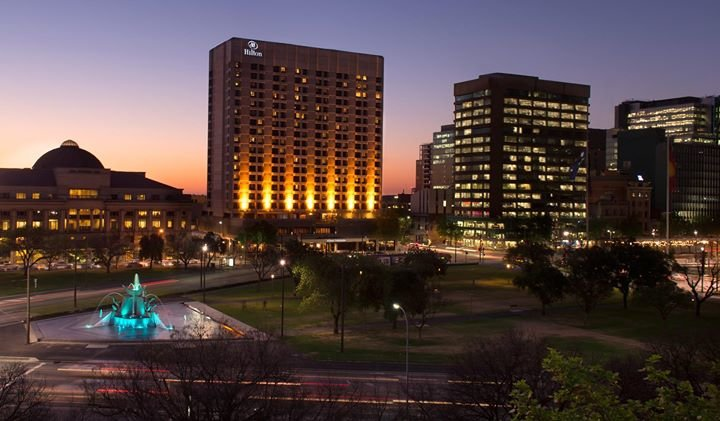 Hilton Adelaide cover