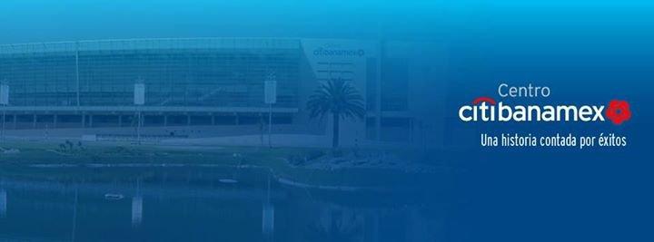 Centro Citibanamex cover