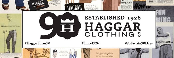 Haggar Clothing Co. cover