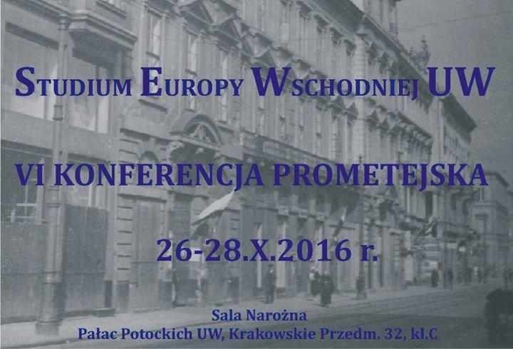 Studium Europy Wschodniej UW cover