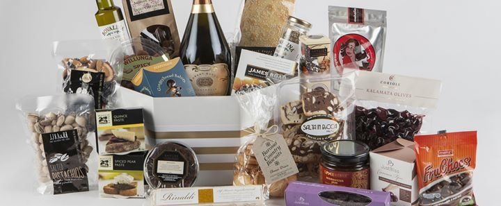 """Box SA licious"" Gourmet Gift Baskets cover"