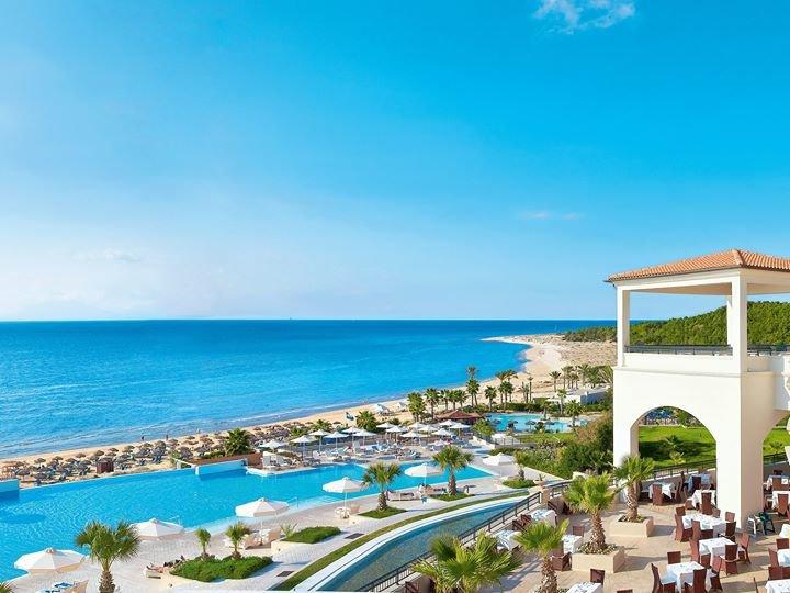 Grecotel Olympia Riviera & Aqua Park cover
