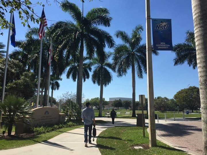 Nova Southeastern University College of Engineering and Computing cover