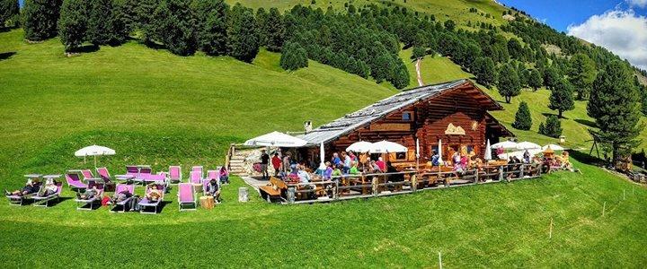 Baita Seurasas Hütte cover