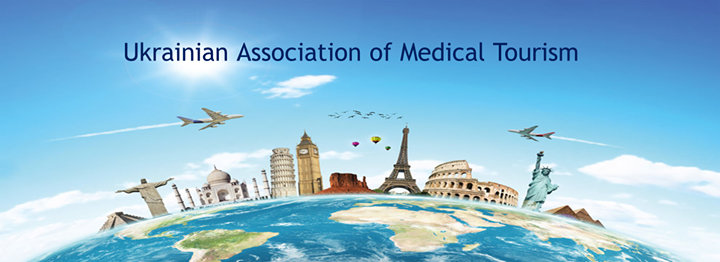 Ukrainian Association of Medical Tourism cover