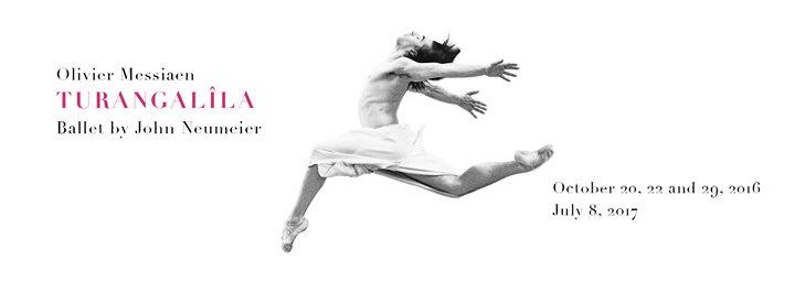 Hamburg Ballett cover