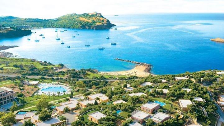 Cape Sounio Grecotel Exclusive Resort cover