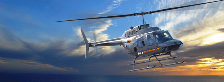 Helidream Helicopters. Canarias cover