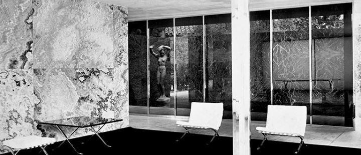 Fundació Mies van der Rohe cover