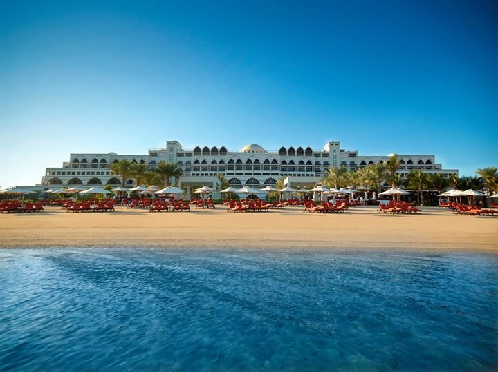 Jumeirah Zabeel Saray cover