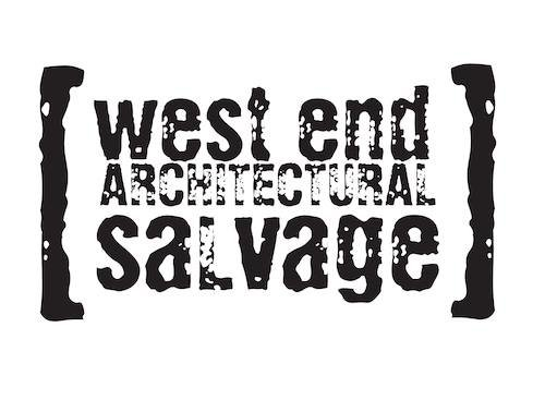 West End Architectural Salvage & Coffee Shop cover