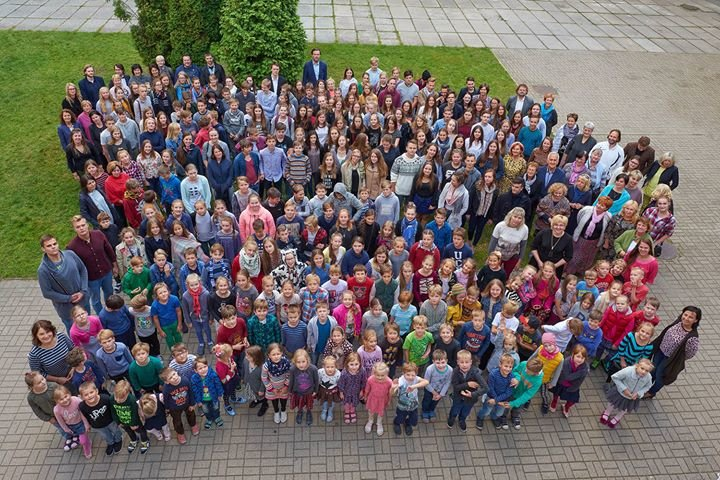 NMV Rīgas Doma kora skola cover
