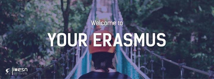 Erasmus Student Network Greece cover