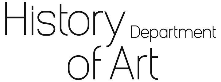 UC Berkeley History of Art Department cover