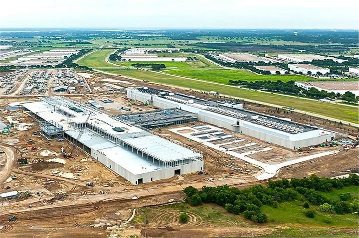 Fort Worth Data Center cover