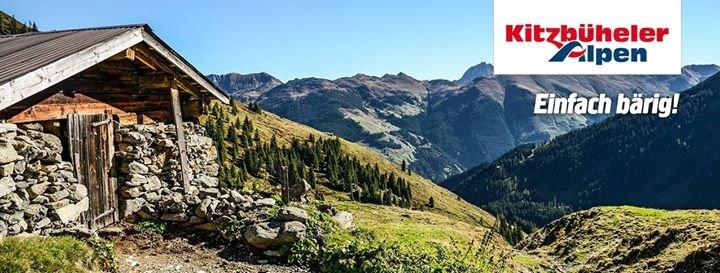 Kitzbüheler Alpen - Tirol cover