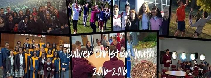 Culver Christian Youth cover