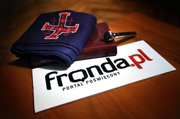 Portal Fronda.pl cover