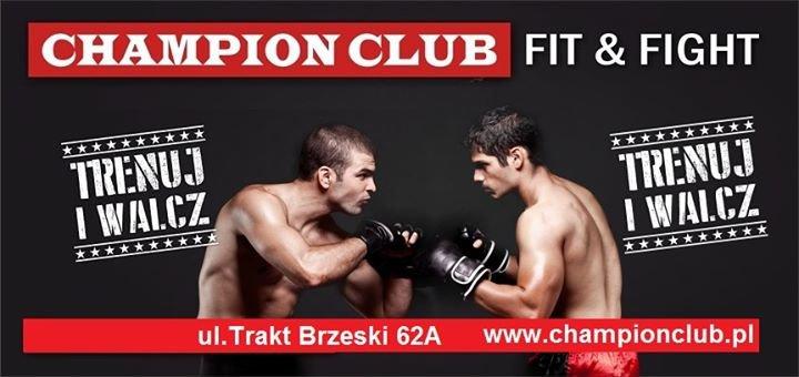 CHAMPION CLUB cover