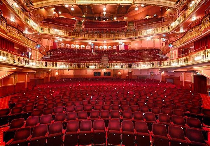New Wimbledon Theatre cover