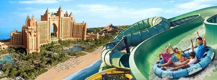 Atlantis The Palm, Dubai cover