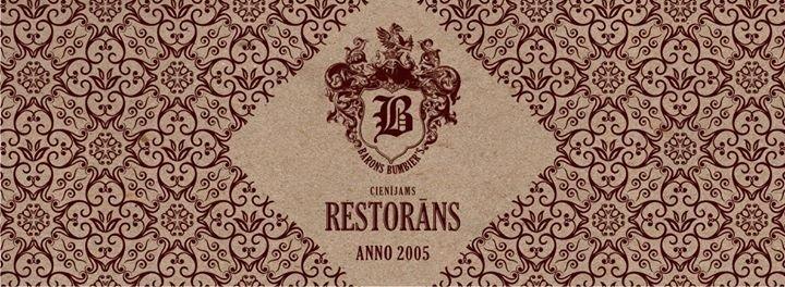 Restorāns Barons cover