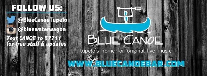 Blue Canoe cover