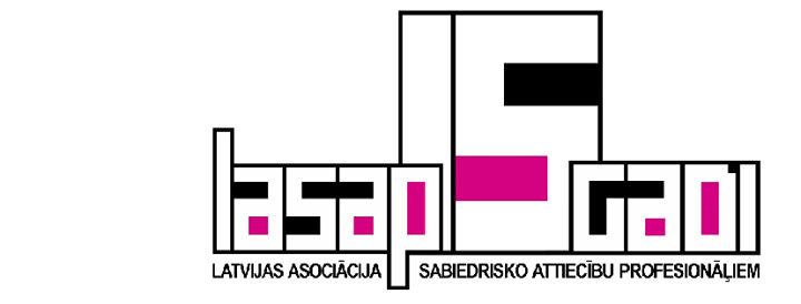 Latvijas asociācija sabiedrisko attiecību profesionāļiem cover