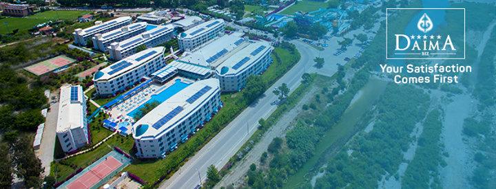 Daima Biz Hotel cover