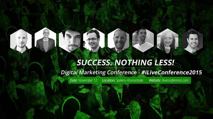 iLive Conference cover