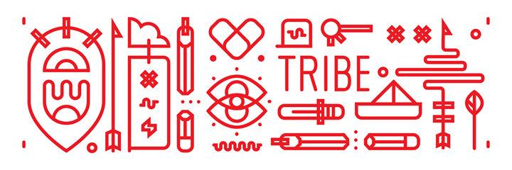Tribe Riga cover